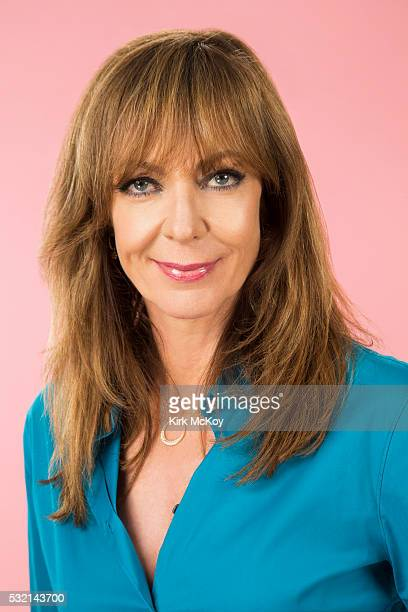 Actress Allison Janney is photographed for Los Angeles Times on May 3 2016 in Los Angeles California PUBLISHED IMAGE CREDIT MUST READ Kirk McKoy/Los...