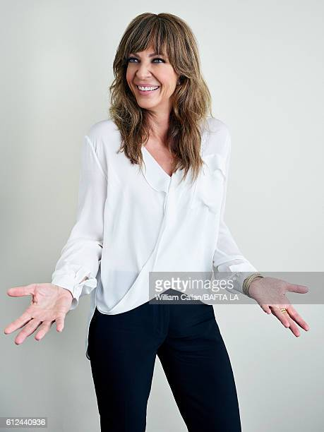 Actress Allison Janney poses for a portrait BBC America BAFTA Los Angeles TV Tea Party 2016 at the The London Hotel on September 17 2016 in West...