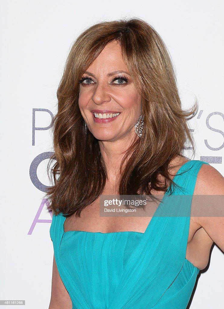 2015 People's Choice Awards - Press Room : News Photo