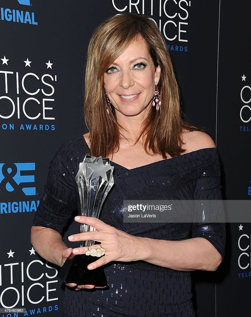 5th Annual Critics' Choice Television Awards - Press Room