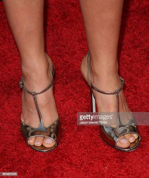 Actress Allison Miller arrives at the premiere of Warner Bros '17 Again' held at Grauman's Chinese Theatre on April 14 2009 in Hollywood California