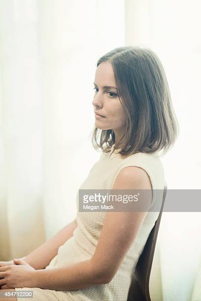 Actress Allison Miller is photographed on January 17 2012 in Los Angeles CA