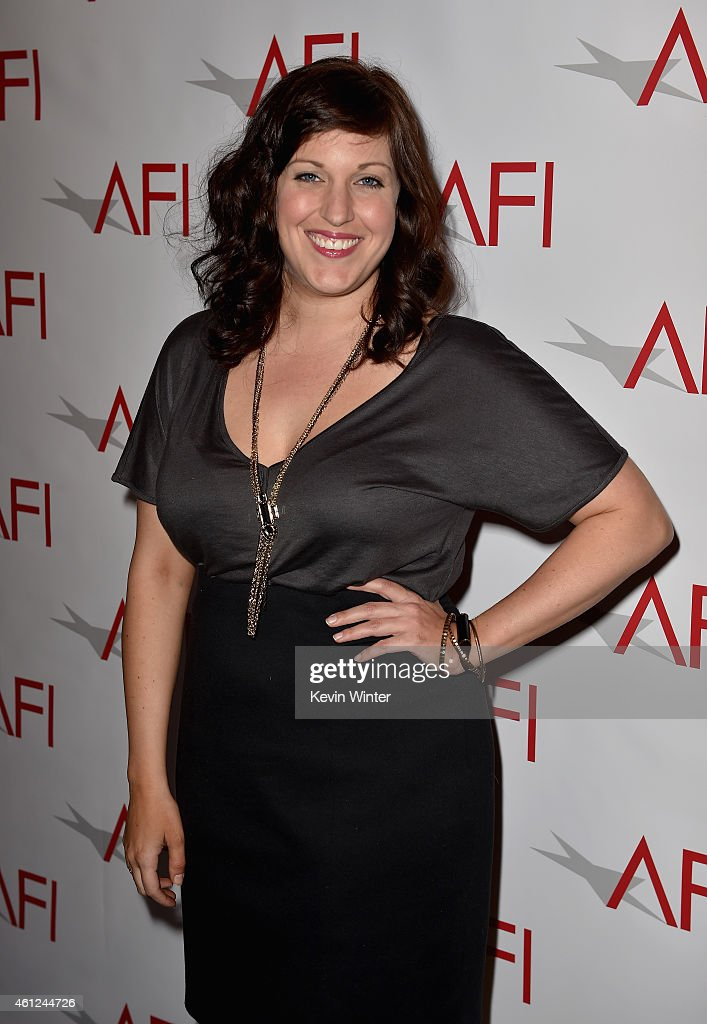 Actress Allison Tolman attends the 15th Annual AFI Awards at Four Seasons Hotel Los Angeles at Beverly Hills on January 9, 2015 in Beverly Hills, California.
