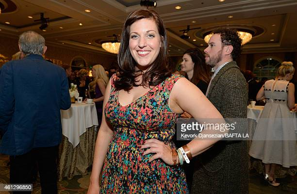 Actress Allison Tolman attends the BAFTA Los Angeles Tea Party at The Four Seasons Hotel Los Angeles At Beverly Hills on January 10 2015 in Los...