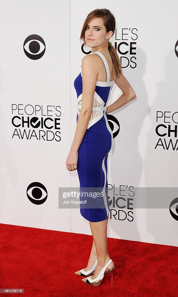 The 40th Annual People's Choice Awards - Arrivals : News Photo