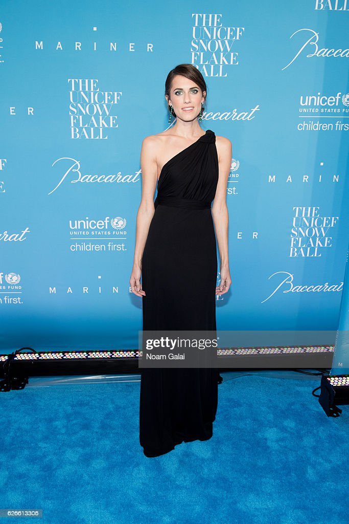 12th Annual UNICEF Snowflake Ball : News Photo