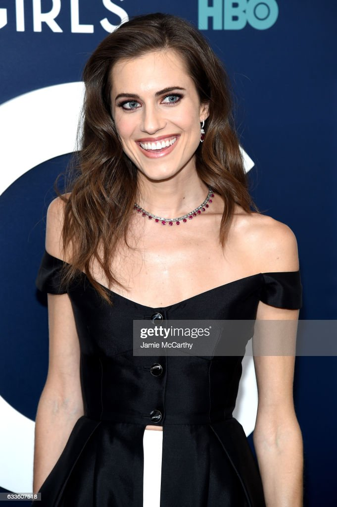 """The New York Premiere Of The Sixth & Final Season Of """"Girls"""" - Arrivals : News Photo"""