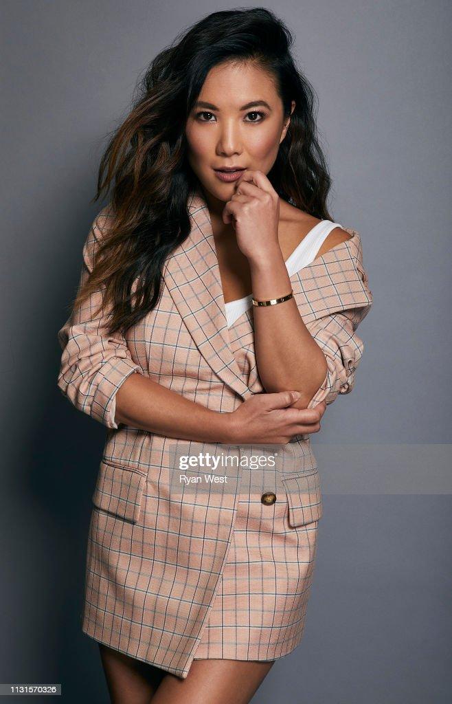 Ally Maki, Spec, June 28, 2018 : News Photo