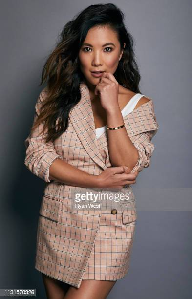 Actress Ally Maki is photographed for a spec shoot on June 28 2018 in Los Angeles California