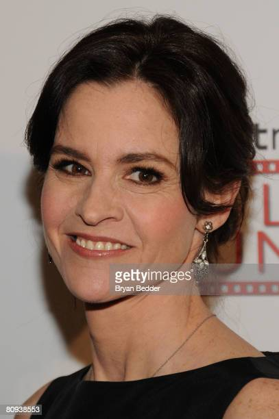 Actress Ally Sheedy arrives at the premiere of Harold at the 62nd and Broadway Cinema on April 30 2008 in New York City