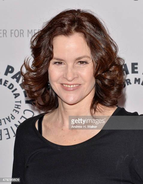 Actress Ally Sheedy attends 'An Evening With Psych' at Paley Center for Media on March 17 2014 in New York City