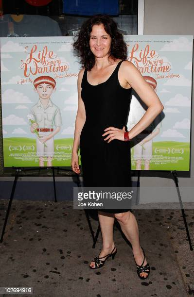 Actress Ally Sheedy attends the Life After Wartime premiere at the IFC Center on July 7 2010 in New York City