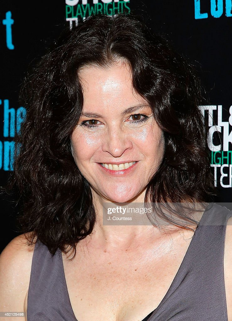 Actress Ally Sheedy attends 'The Long Shrift' after party at Rattlestick Playwrights Theater on July 13, 2014 in New York City.