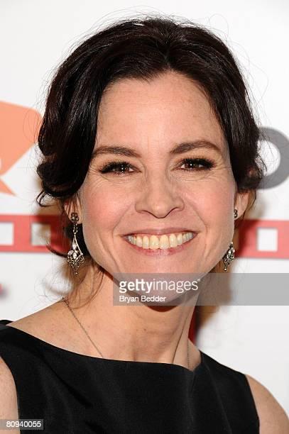 Actress Ally Sheedy attends the premiere party for Harold hosted by the Boost Mobile film lounge at 1 Oak on April 30 2008 in New York City