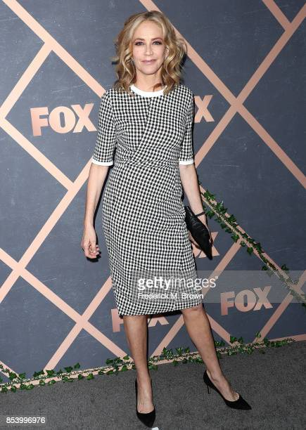Actress Ally Walker attends FOX Fall Party at Catch LA on September 25 2017 in West Hollywood California
