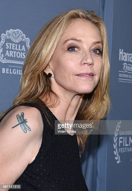 Actress Ally Walker attends the 2015 San Diego Film Festival on October 2 2015 in San Diego California