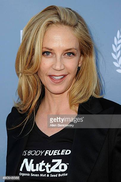 Actress Ally Walker attends Variety's Night with the Stars during the San Diego Film Festival at Museum of Contemporary Art on October 1 2015 in La...