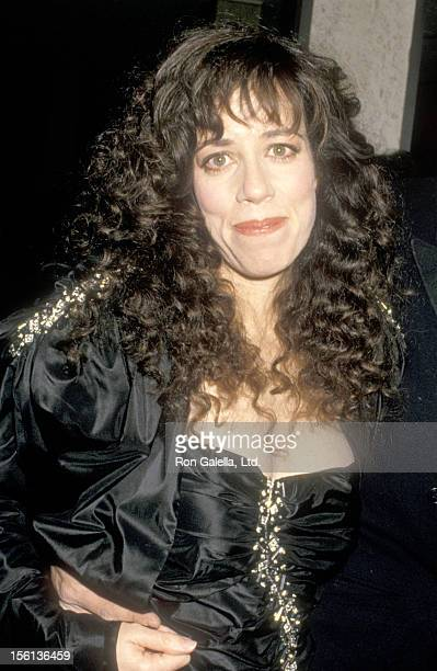Actress Allyce Beasley attends the 45th Annual Golden Globe Awards on January 23 1988 at Beverly Hilton Hotel in Beverly Hills California