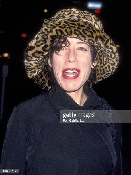 Actress Allyce Beasley attends the Grand Opening Party for the Howard Fine Acting Studio on December 10 1994 at Howard Fine Acting Studio in...