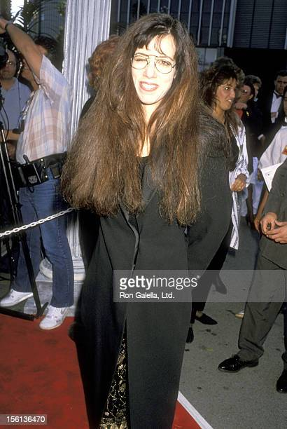 Actress Allyce Beasley attends the Third Annual American Comedy Awards on May 23 1989 at Hollywood Palladium in Hollywood California