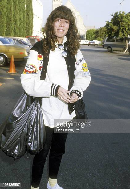 Actress Allyce Beasley attends the 'Vote Yes on 65' Clean Water Bill Benefit on September 26 1986 at Lorimar Telepictures Studios in Culver City...