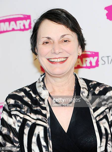 Actress Alma Cuervo attends Primary Stages 2016 Gala at 538 Park Avenue on October 17 2016 in New York City