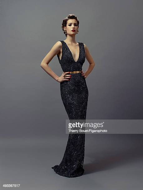108879004 Actress Alma Jodorowsky is photographed for Madame Figaro on May 29 2013 in Paris France Dress Sophia jewelry PUBLISHED IMAGE CREDIT MUST...