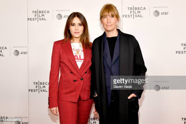 "Actress Almila Bağrıaçık and Director Sherry Hormann attend ""A Regular Woman"" screening during the 2019 Tribeca Film Festival at Village East Cinema..."
