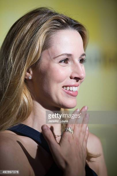 Actress Alona Tal attends IMDb's 25th Anniversary Party CoHosted by Amazon Studios Presented by Visine at Sunset Tower Hotel on October 15 2015 in...