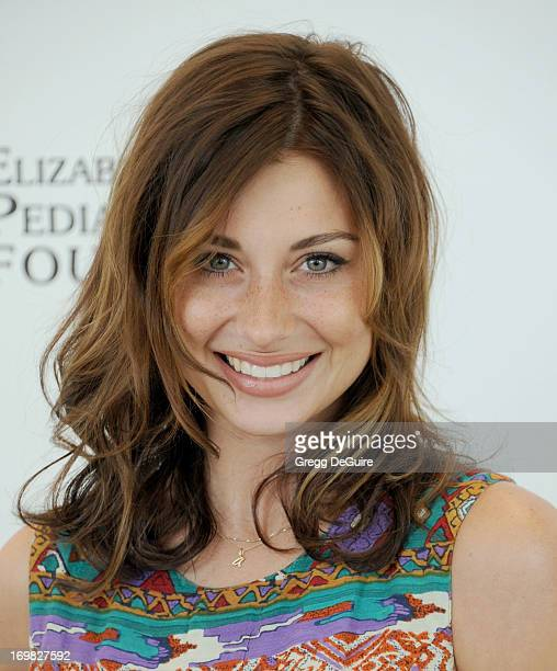 Actress Aly Michalka arrives at the Elizabeth Glaser Pediatric AIDS Foundation's 24th Annual 'A Time For Heroes' at Century Park on June 2 2013 in...