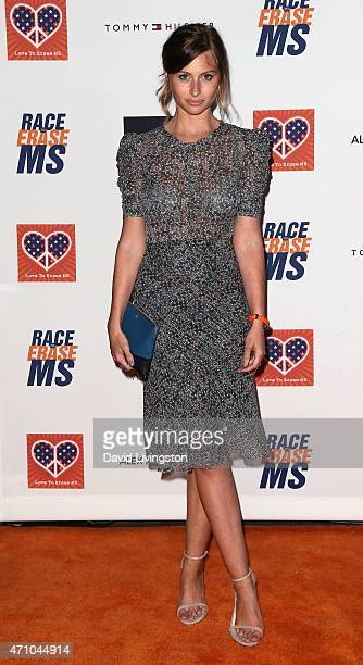 Actress Aly Michalka attends the 22nd Annual Race to Erase MS event at the Hyatt Regency Century Plaza on April 24 2015 in Century City California