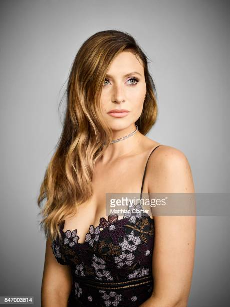 Actress Aly Michalka from 'iZombie' is photographed for Entertainment Weekly Magazine on July 22 2016 at Comic Con in the Hard Rock Hotel in San...