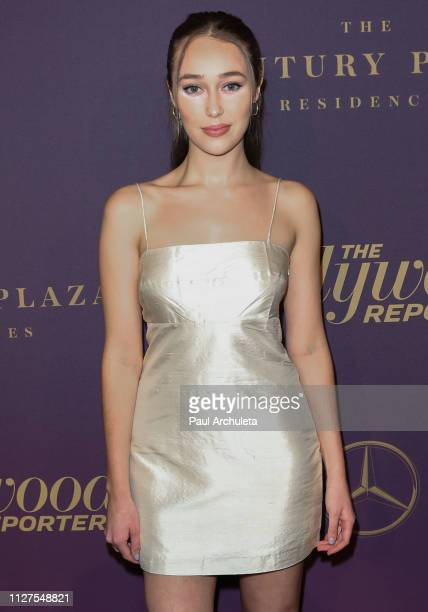 Actress Alycia DebnamCarey attends The Hollywood Reporter's 7th annual Nominees Night at CUT on February 04 2019 in Beverly Hills California