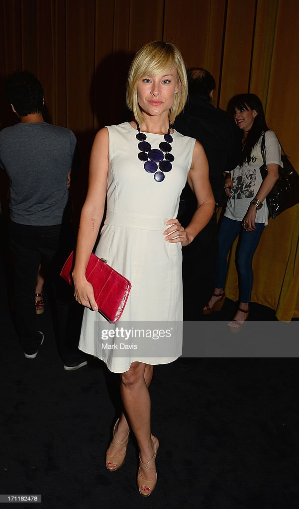 Actress Alyshia Ochse attends the 2013 Palm Springs ShortFest 'Shooting Stars' Screening held at the Camelot theater on June 21, 2013 in Palm Springs, California.