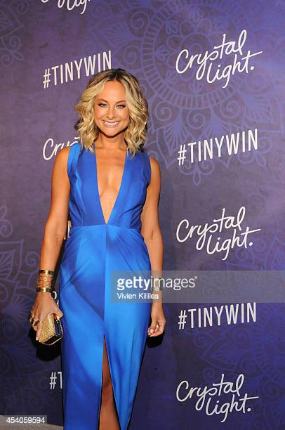 Actress Alyshia Ochse attends Variety and Women in Film Emmy Nominee Celebration powered by Samsung Galaxy on August 23 2014 in West Hollywood...