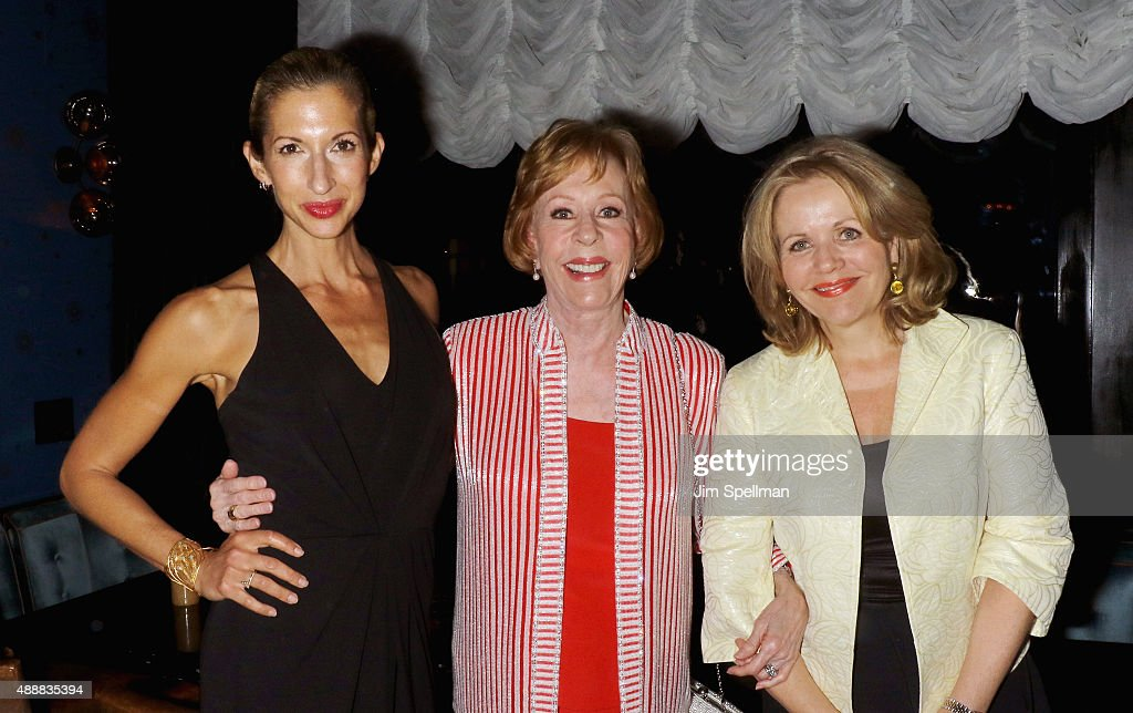 "Time Life And The Cinema Society Host A Screening Of ""The Carol Burnett Show: The Lost Episodes"" - After Party"