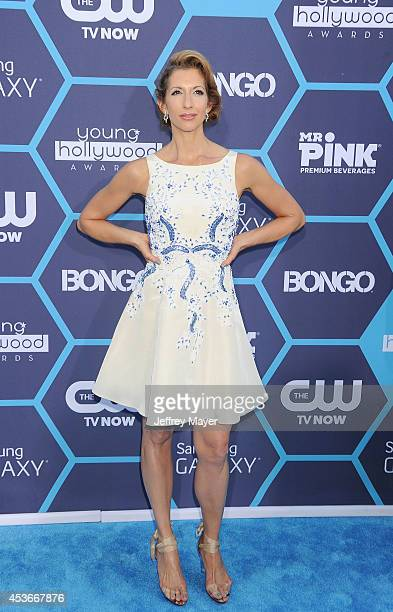 Actress Alysia Reiner arrives at the 16th Annual Young Hollywood Awards at The Wiltern on July 27, 2014 in Los Angeles, California.