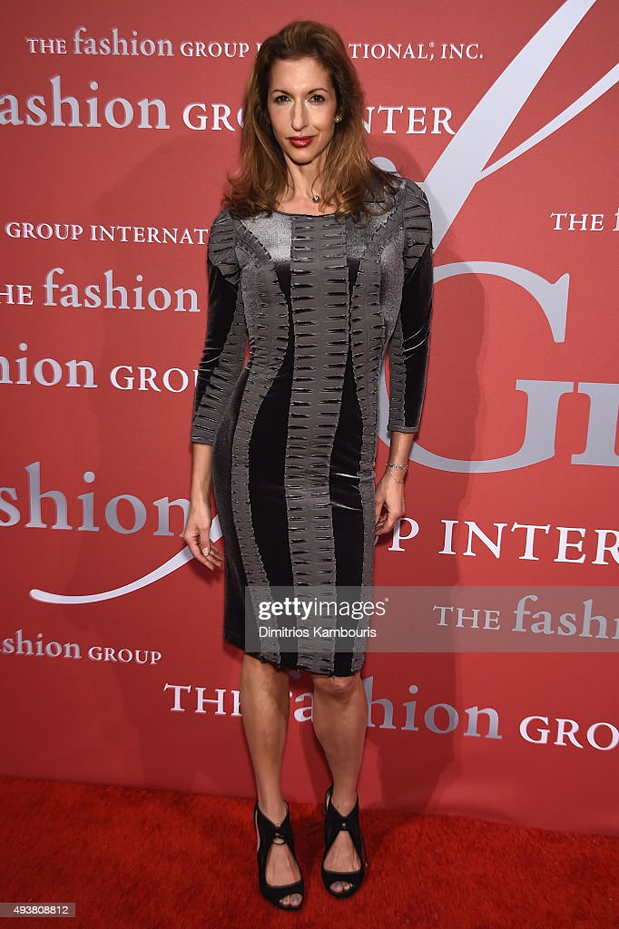 2015 Fashion Group International Night Of Stars Gala