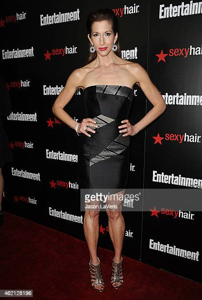 Actress Alysia Reiner attends the Entertainment Weekly celebration honoring nominees for the Screen Actors Guild Awards at Chateau Marmont on January...