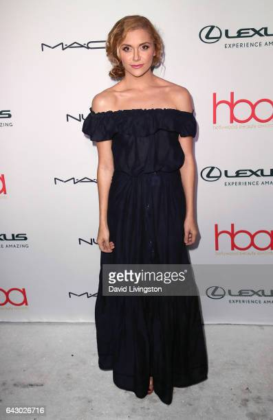 Actress Alyson Stoner attends the 3rd Annual Hollywood Beauty Awards at Avalon Hollywood on February 19 2017 in Los Angeles California