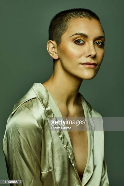 Actress Alyson Stoner is photographed for spec shoot on February 2 2019 in Los Angeles California