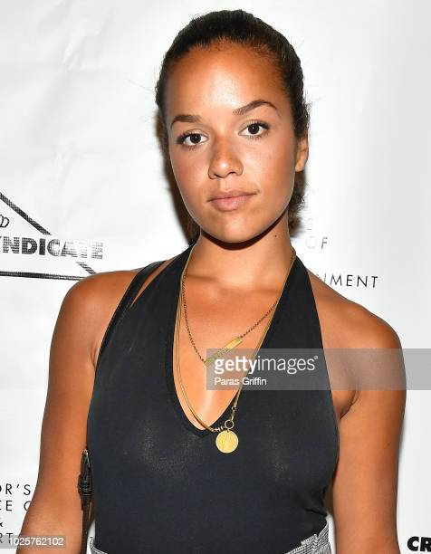 Actress Alyssa Goss attends 2018 LudaDay Weekend Game Night at the Gathering Spot on August 31 2018 in Atlanta Georgia