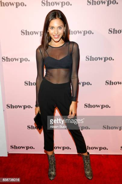 Actress Alyssa Lynch attends SHOWPO US Launch Party At Neuehouse Hollywood at NeueHouse Hollywood on August 24 2017 in Los Angeles California