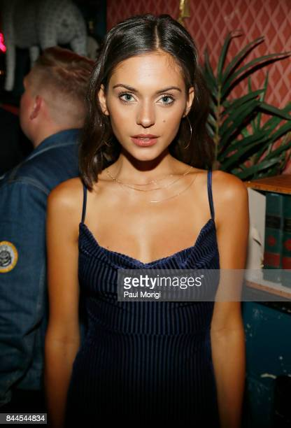 Actress Alyssa Lynch attends the Daily Front Row's Fashion Media Awards After Party at The Wooly on September 8 2017 in New York City