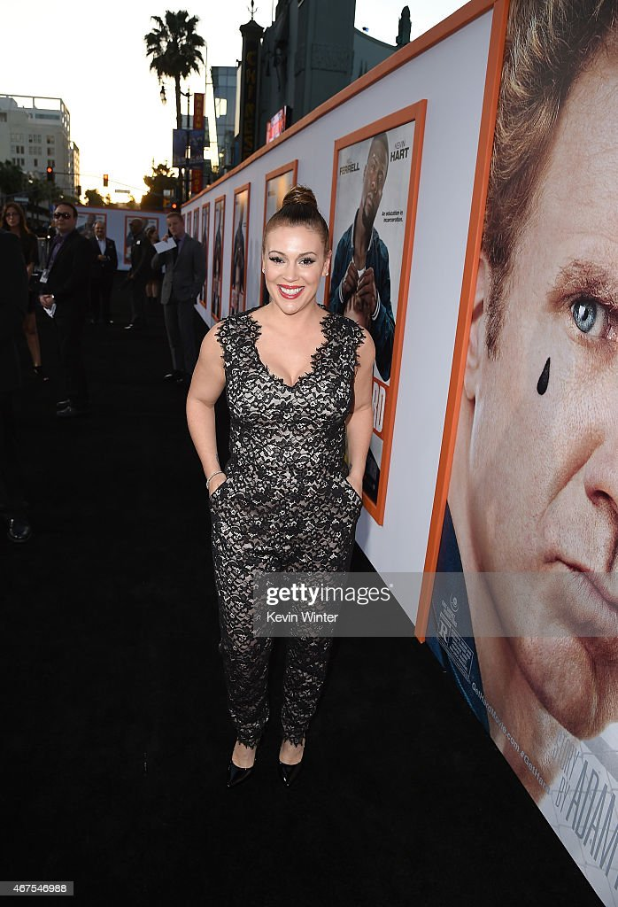 "Premiere Of Warner Bros. Pictures' ""Get Hard"" - Red Carpet"