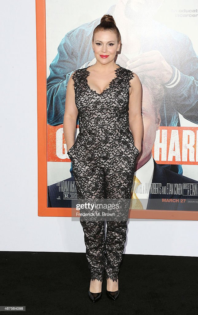 "Premiere Of Warner Bros. Pictures' ""Get Hard"" - Arrivals"