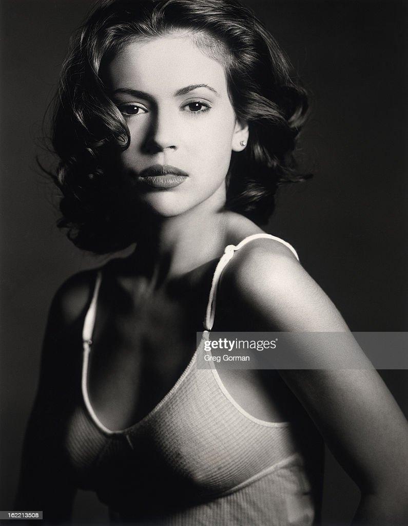 Alyssa Milano, Self Assignment, 1995