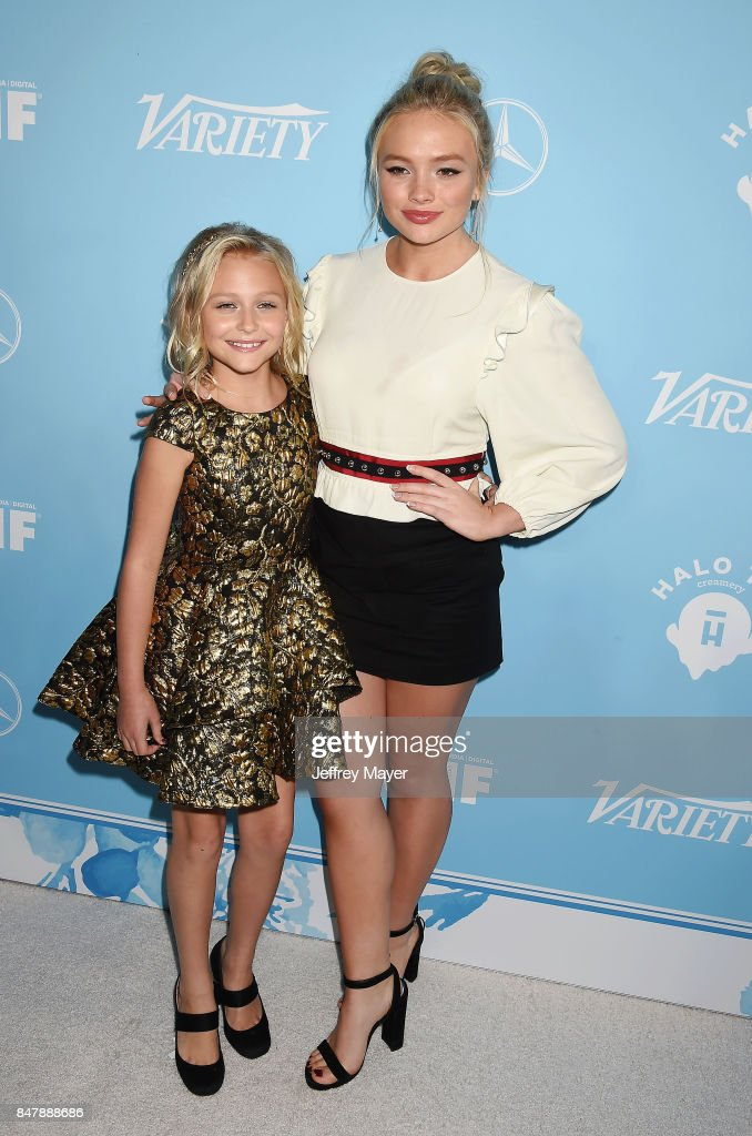 Variety And Women In Film's 2017 Pre-Emmy Celebration - Arrivals : News Photo