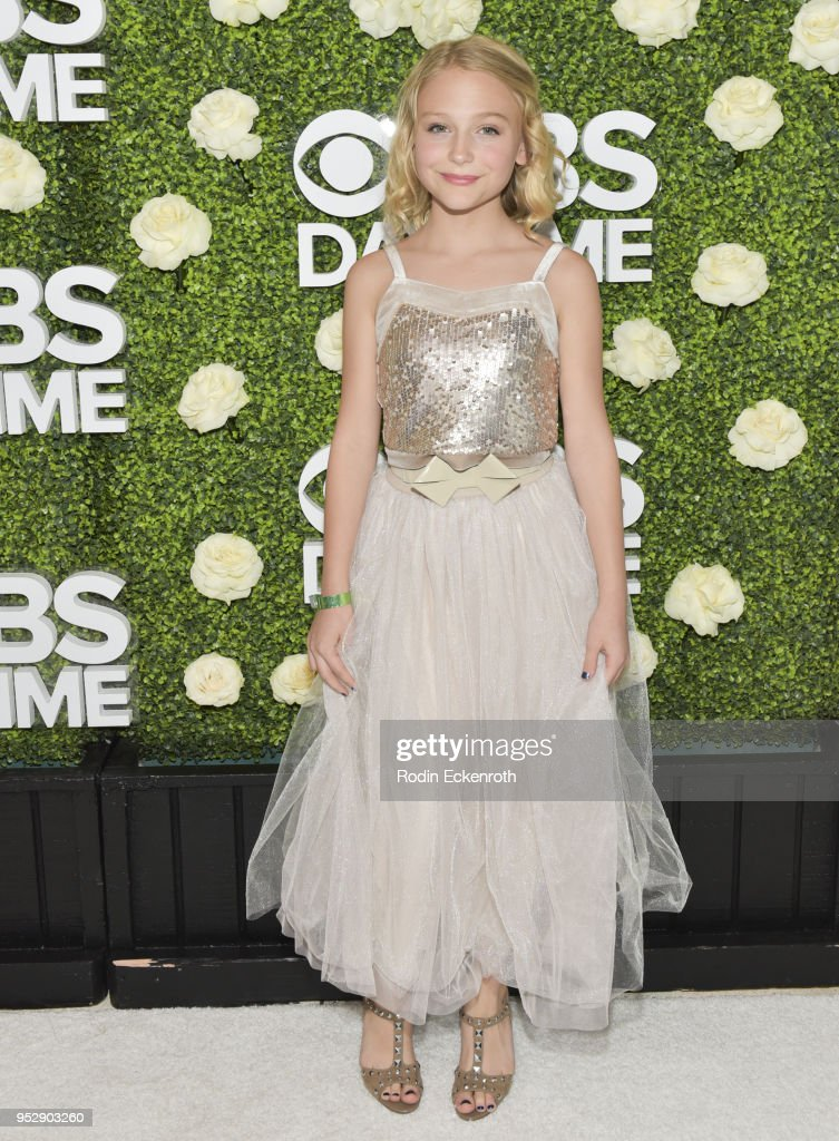 CBS Daytime Emmy After Party - Arrivals : News Photo