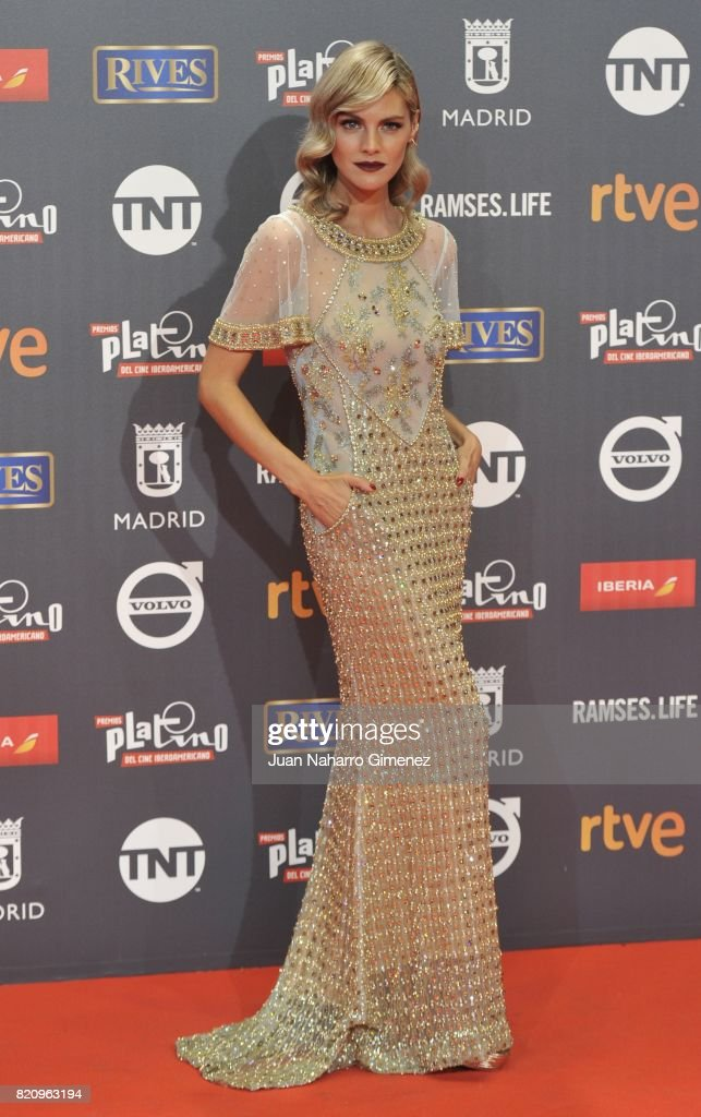Red Carpet - Platino Awards 2017